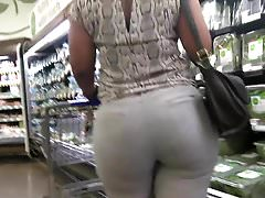 Busted! Posing Phat Booty VPL