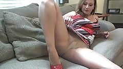 hot in pantyhose