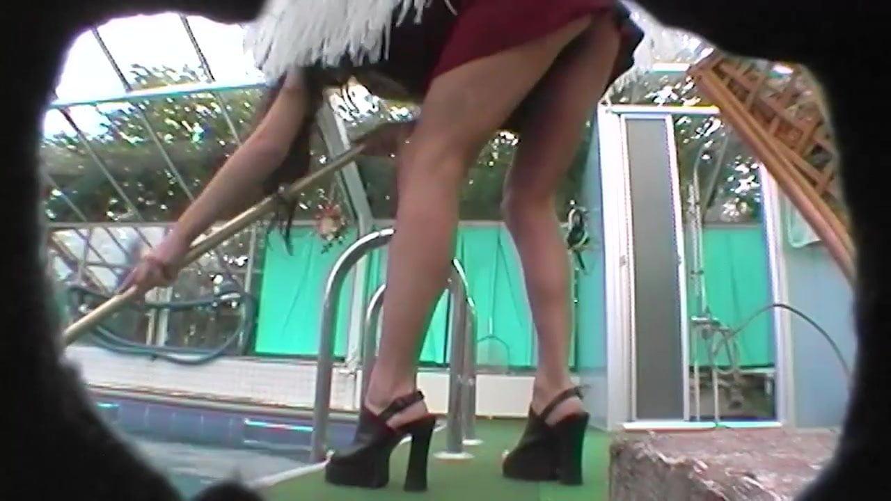 Подглядывание секс видео скрытой камерой как