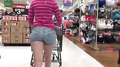 Booty Shorts PAWG