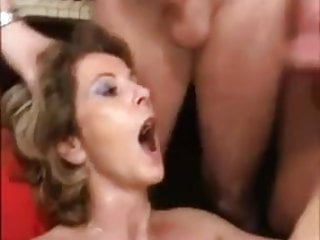 Hot Mature Amateur Bareback Gangbang Party