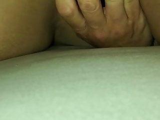 Anal fick mit Vibrator in der Muschi