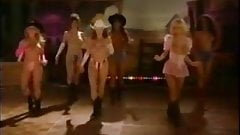 If only line dancing was like this