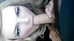 Blonde Tranny full