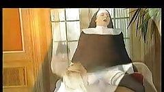 Nun, Priest, and Schoolgirl