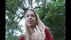 Vicky gets fingered
