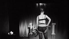 TASTE THE WHIP - vintage 60's femdom whipping