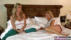 Twistys - Blondes Have All The Fun Brett Rossi , Niki Lee Yo