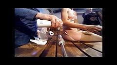 Testing of the sex machine - 3