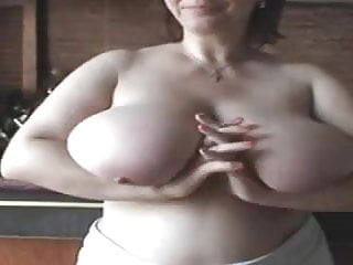 Preview 2 of France # A Redhead Milf with Huge Boobs