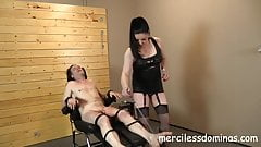 Sensual Torture by Mistress Sarah Kelly - Screaming bitch's Thumb
