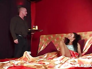 Preview 1 of Anal Room Service For German Cheating Moms