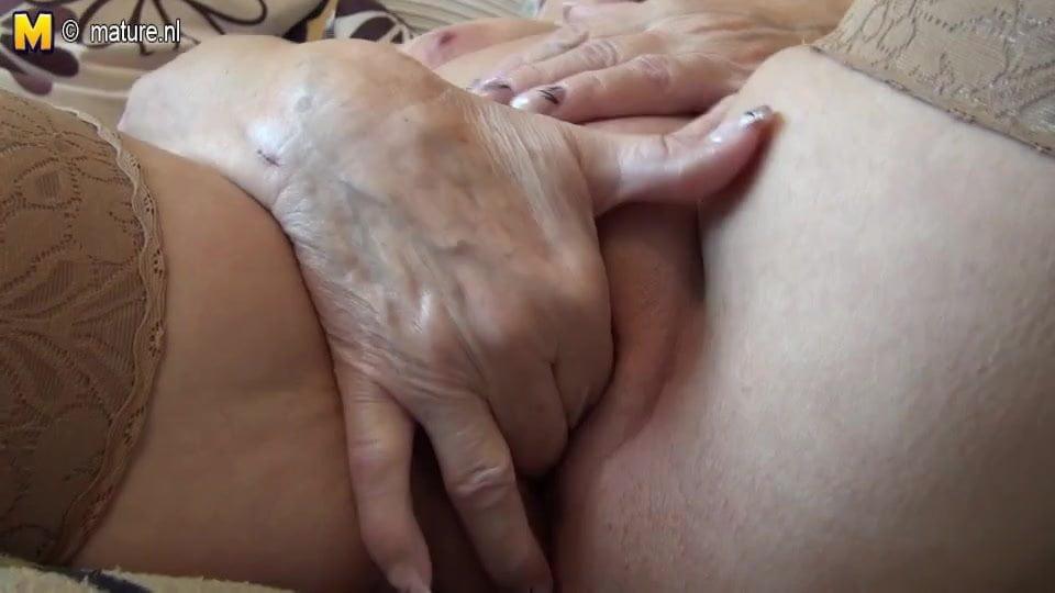 German Granny Hd