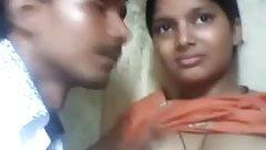 Woman of indian Beautiful boobs