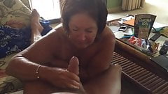 Blow job in Hawaii