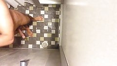 indian guy caught on hidden camera in shower