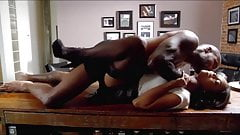 Celebrity Nympho Sharon Leal Sex Scenes in Addicted (2014)