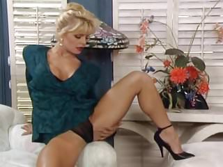 Is masturbation good for men - Unbelievable blonde milf gets good fucking from two men