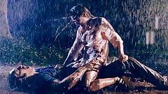 Carolina Ardohain Sex on The Rain On ScandalPlanet.Com