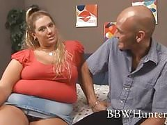 BBW Lilly West Stripped