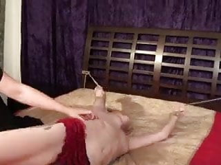Sexy Stella's Topless Gang Tickling