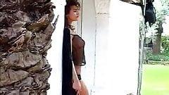 Elisabetta Canalis Backstage CALENDARIO 2003