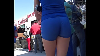 Aww booty bubble