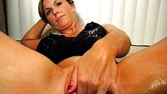 Wife Slow Masturbation