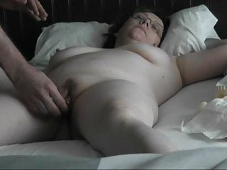 Mature With Sextoy