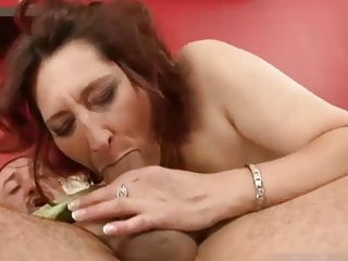 Preview 3 of Hot Cougar Moms Sucking Dicks Compilation 1