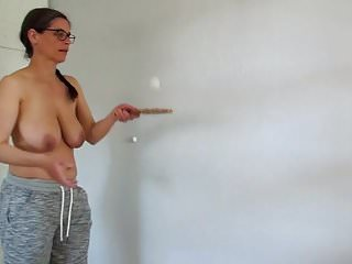 Busty Tina - Ping pong (SC please don't delete)