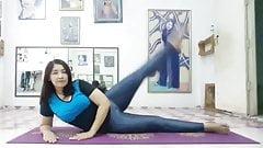 Tight yoga