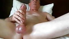 Big dicked dad wanking 027
