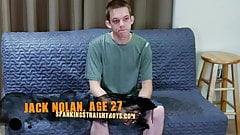 Jack's First Spanking