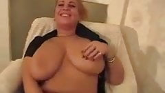 big boobed milf with neighbour