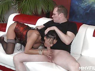 Preview 6 of German Milf likes stranger cock
