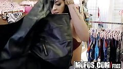 Mofos - Pervs On Patrol - Smokin Hot Shoplifter Makes A Deal