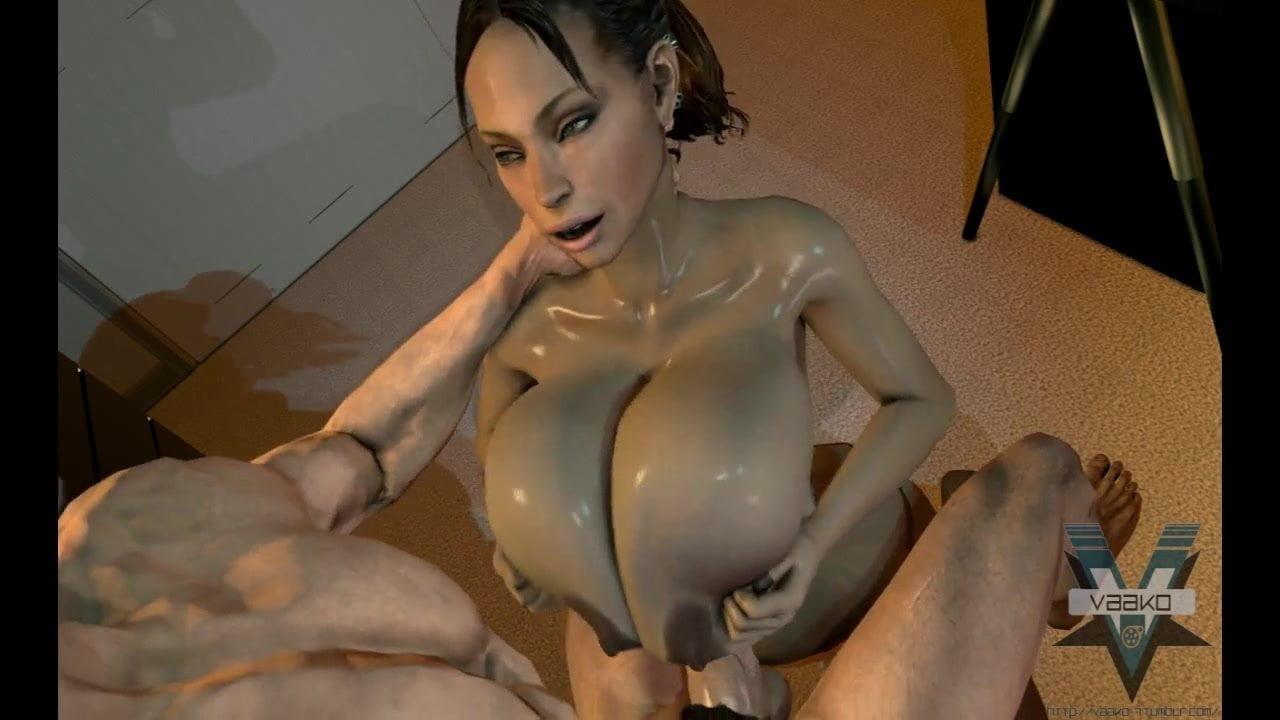 Sheva Alomar Tittyfuck 3D, Free Big Tits Porn A7 Xhamster-2347