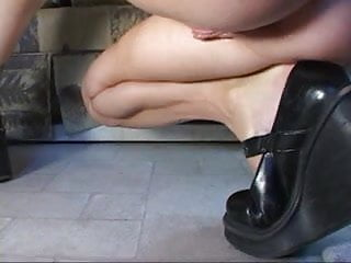 Audrey getting sodomised and cooch fucked