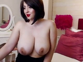 Sexy big boobed girl