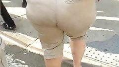 Mega bbw milf booty
