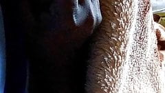 Giving Handjob Lovely Sri Lankan Cock