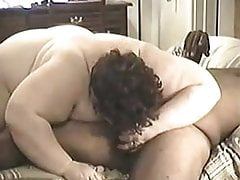 BBW Granny Uses Her Mouth Like A Cunt 2