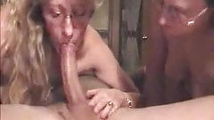 Deepthroat in debs throat cum