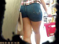 galega rabuda de short (blonde big ass) T28