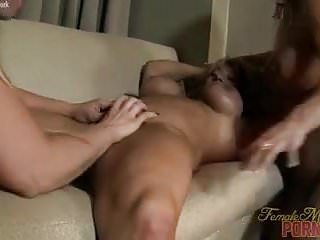 Preview 1 of Alura Jenson, Ashlee Chambers, and WildKat