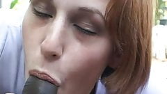 Beautiful Big Black Cock Blowjob 33