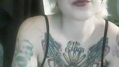 big boobs tattoed cam