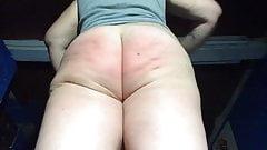 spanking it tuesday