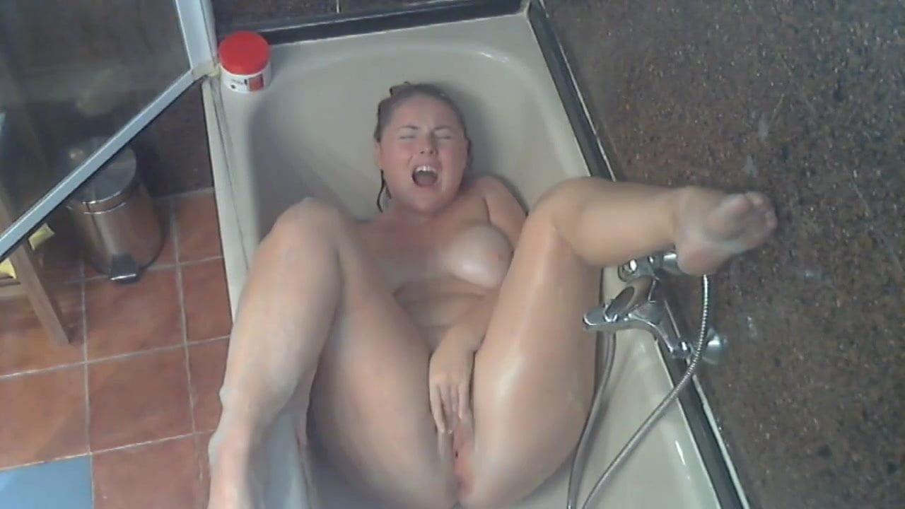 подсмотренная мастурбация девушки - 3